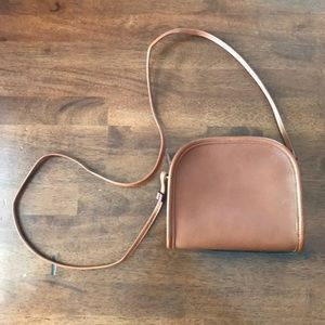 Coach light brown bag